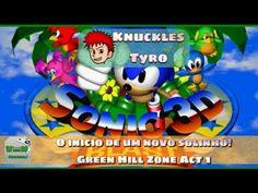 Sonic 3D Blast - Começando um novo solinho!