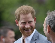 """""""A day after introducing Archie to the world, new dad Prince Harry, the Duke of Sussex, visits The Hague to officially launch the one year countdown to the 📸 Invictus Games, London Instagram, Picture Editor, New Dads, All Smiles, Prince Of Wales, Prince Harry, Archie, Love Him"""