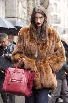 Look! Теплый Street Style! 2