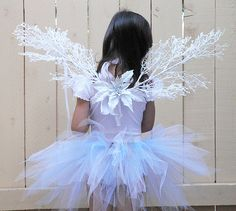 Frost Fairy - handmade tutu, wings, and wand - Tiara's Boutique - tiarastutus.etsy | Flickr - Photo Sharing!