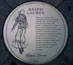 Ralph Lauren, Fashion District, NYC