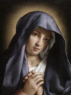 El Museo de Alberto: Virgen Maria