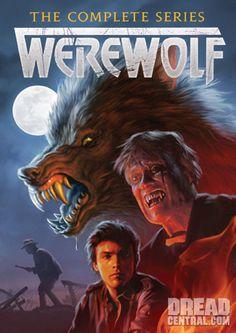 Werewolf tv series