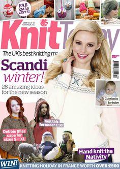 Knit Today November 2013