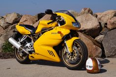 My Ducati 900ssie