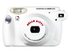 Fuji Film Instax 210 Hello Kitty Digital Camera