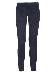 N8001 mid-rise nubuck jeans | J Brand | MATCHESFASHION.COM UK