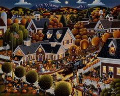 Halloween Jigsaw Puzzles For Adults are the ideal pastime for the Spooky Halloween Holiday! Enjoy these Halloween Jigsaw Puzzles with family and friends! Halloween Prints, Halloween Pictures, Holidays Halloween, Spooky Halloween, Vintage Halloween, Happy Halloween, Halloween Decorations, Halloween Artwork, Country Halloween