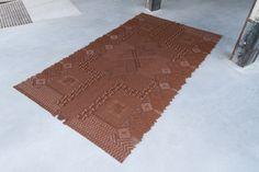 chocolate candybar carpet - we make carpets