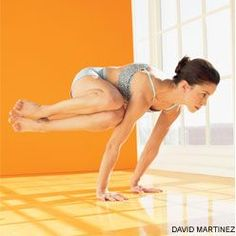 Side Crane Pose | Yoga Poses | Yoga Journal