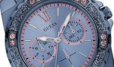 Tenha um verão colorido com a coleção Pop Sugar da Guess Watches
