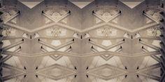 Serie arquitecturas ficticias 01 sobre El MASP, Museo de Arte Contemporáneo de Sao Paulo, de la arquitecta Lina Bo Bardi el año 1958.