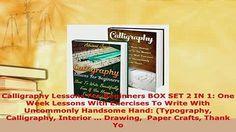 calligraphy lessons free - Pesquisa Google