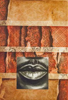 Totem (Sienna)  JBarberStudio - Weekly Art - Week10