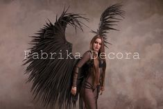 Dark Angel Wings, White Wings, Dreadlocks, The Incredibles, Cosplay, Trending Outfits, Hair Styles, Unique Jewelry, Beauty