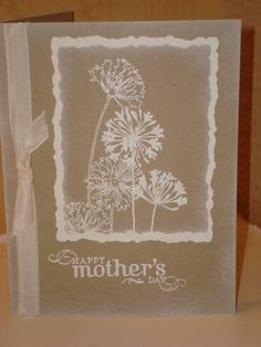 eu_WT217,Happy Mother's Day by msdaiquiri - Cards and Paper Crafts at Splitcoaststampers