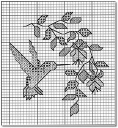 Thrilling Designing Your Own Cross Stitch Embroidery Patterns Ideas. Exhilarating Designing Your Own Cross Stitch Embroidery Patterns Ideas. Blackwork Cross Stitch, Blackwork Embroidery, Cross Stitch Bird, Cross Stitch Animals, Cross Stitch Flowers, Cross Stitch Charts, Counted Cross Stitch Patterns, Cross Stitch Designs, Cross Stitching