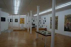 Swinton & Grant-sala de exposiciones Swinton & Grant: Galería cafetería C/ Miguel Servet, 21 Metro: Embajadores/Lavapiés