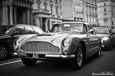 Aston Martin DB5 (1964) - Goldfinger