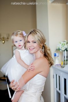 Gallery of pictures of mobile hair and makeup by Allure Hair and Makeup Niagara Side Pony, Girls Dresses, Flower Girl Dresses, Hair Makeup, Gallery, Wedding Dresses, Fashion, Bridal Dresses, Moda