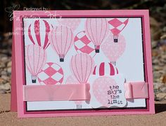 Up, Up & Away by Tkfite - Cards and Paper Crafts at Splitcoaststampers