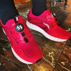 Spring/Summer 2013 PUMA DISC #PUMA #Sneakers #Fashion #Lifestyle #Red #PUMADisc  #Shoes