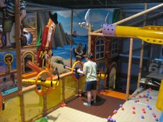 indoor playground equipment for toddlers