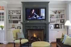 Image result for gas fireplace images with black wood trim