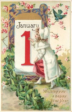 a happy new year vintage pinterest vintage christmas vintage
