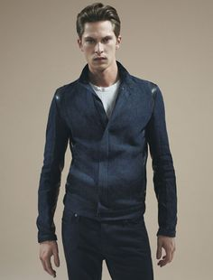 Don't think a man can have too many jackets - The Latest Bombers, Trench Coats and Windbreakers: Perfect Wardrobe : Details