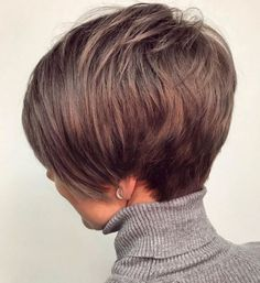 Short Hairstyles Feathered Hairstyle For Short Thin Hair.Short Hairstyles Feathered Hairstyle For Short Thin Hair Thin Hair Cuts, Short Thin Hair, Short Hair With Layers, Short Hair Styles, Short Hair Cuts For Women Over 50, Bobs For Thin Hair, Haircuts For Fine Hair, Short Hairstyles For Women, Cool Hairstyles
