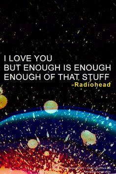 Faust Arp #Radiohead #Lyrics #LyricsBites