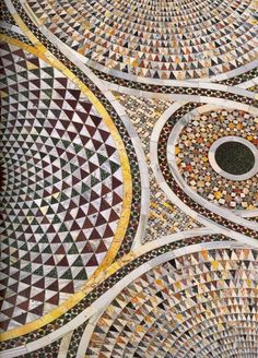 S. Marco pulpit-floor-sm mosaic