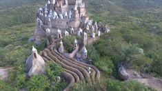 .: Que segredos rondam a construção do castelo no nordeste brasileiro?