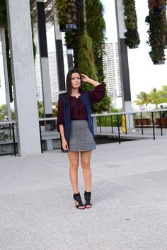 Quando estive em Miami p/ Miami Fashion Week fiz um shooting para a Shoulder super lindo! Eu mesma escolhi todas as peças e produzi os looks antes de viajar.