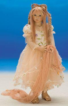 An Annette Himstedt doll