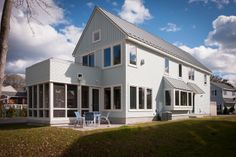 Coastal Marsh Sanctuary by Richard Renner I Architects