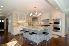 25 Open Floor Plan Ideas Kitchen Design House Interior Kitchen Interior