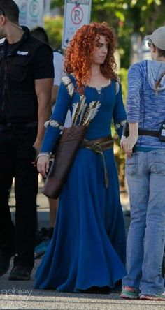 Merida, Once Upon a Time