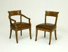 Desk Chairs - Bausman 6812