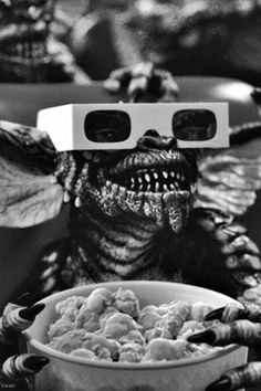 Scene from Gremlins 2: The New Batch