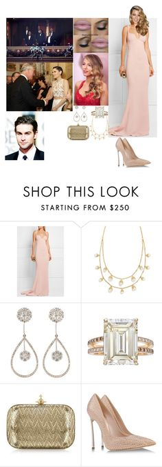 """""""Flashback: Attending the Royal Variety Performance for the First Time"""" by dawn-wales ❤ liked on Polyvore featuring STELLA McCARTNEY, Tory Burch, Roberto Coin, Betteridge, Vivienne Westwood and Casadei"""