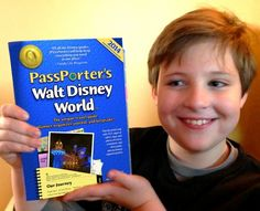 PassPorter's Guidebook Giveaways - Win 1 of 6 all new Guidebooks! | http://www.chipandco.com/passporters-disney-vacation-club-guide-giveaway-179077/