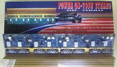 """Jual beli GSX012 POWER AMPLIFIER GB700W STEREO di Lapak Mbish Bangun Indonesia - mbish_elektronik. Menjual Speaker - GSX012 POWER AMPLIFIER GB700W STEREO POWER STEREO PAKAI FINAL TRANSISTOR 8 PCS MODEL SANKEN . > Generasi Baru dari Power OCL dan Rangkaian di modifikasi sedemikian Rupa dan menghasilkan suara lebih """" OPEN """". > Catu Daya CT 24V Trafo 5A - 10A + Power Supply Simestries Dioda 5A dan elco minimal 4700uF -s/d 10.000uF x 4 [ Supaya lebih Optimal ] &g..."""