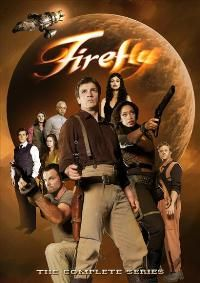 Firefly & Serenity TV Show & movie Posters