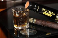 Partagas Black #Cuban #Cigars