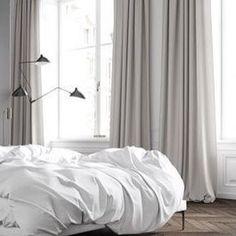 Serge moullie lamp in a beautiful bedroom. #interior #interiør #interiores #interior_and_living #interiordecor #interior125 #interior4all #interior4you1 #interiorstyling #interior2you #interior9508 #interiorforyou #interiors #passion4interior #whiteinterior #inspiremeinterior #inspire_me_home_decor #interiormagasinet #nordicminimalism #nordicdeco #scandinaviandesign #boligpluss #kava_interior #vakrehjemoginterior #dreaminteriors #bridaldress #me #selfie #work #passion