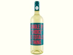 Witty, Honest Wine Labels Tell You Which Wine Pairs Well With Your Emotions - DesignTAXI.com