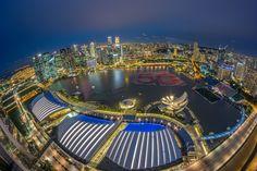 Singapore 50 Years by Senthil Kumar Damodaran on 500px