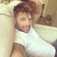 Wait... Ricky Martin Is Still Really Really Hot